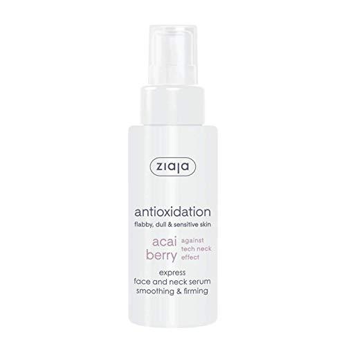 Ziaja Acai Serum Concentrado Antioxidante para Rostro y Cuello 50 ml