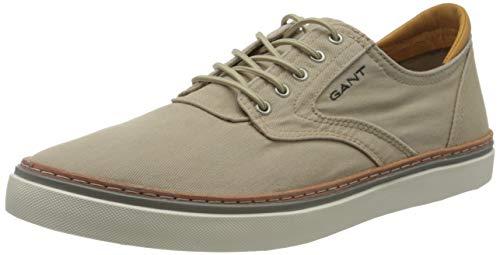 GANT Footwear Herren Prepville Sneaker, Beige (Dry Sand G22), 40 EU