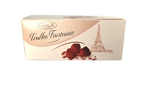 Chocolaterie Guyaux Schokoladentrüffel Fantaisie Natur, 1er Pack