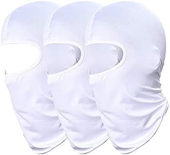 3-Pack GanWay Outdoor Sport Motorcycle Hat Ski Mask
