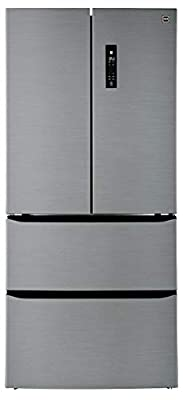 RCA RFR1504 Refrigerator, 15 cu ft, Stainless