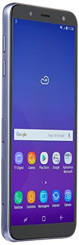 Telefone Celular J600 Galaxy J6, Samsung, SM-J600GZVBZTO, 32 GB, 5.6', Prata