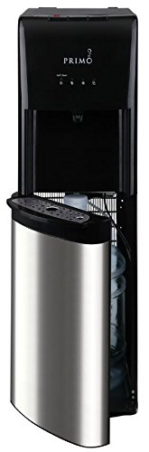Primo Stainless Steel 1 Spout Self-Sanitizing Bottom Load Hot, Cold and Cool Water Cooler...