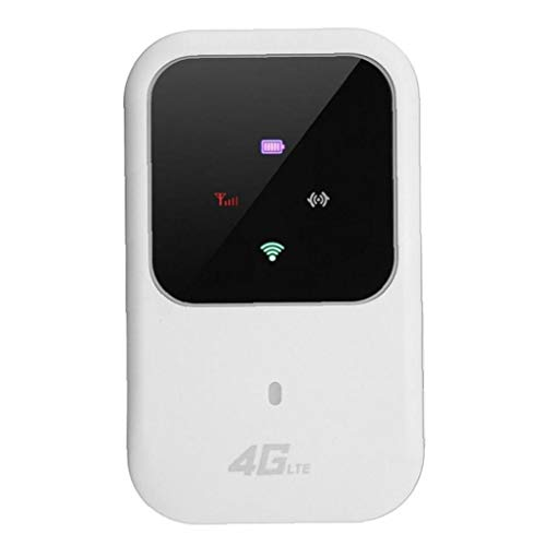 Oulensy Portable 4g LTE WiFi Router 150mbps Mobile Broadband Hotspot Sim Unlocked WiFi Modem 2.4g Wireless Router