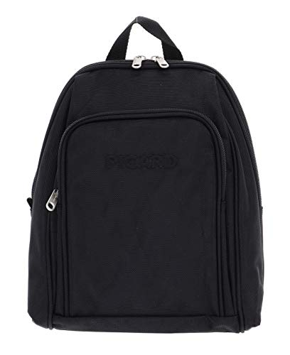 PICARD Hitec Backpack - Schwarz