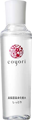 Coyori(コヨリ) 高保湿温泉化粧水 しっとり