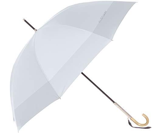 [ジルスチュアート] AURORA(オーロラ) 1JI 11038-38 リボンストラップつきバイカラーオールシーズン傘 長傘...