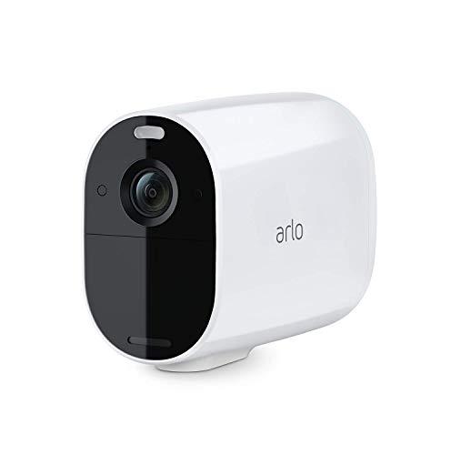 Arlo Essential XL - caméra de surveillance Wifi avec Spotlight| Vidéo 1080p...