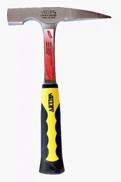Valley HMSC-20 20 Oz. Rock Chipping Hammer, Uni-Forged Steel Handle