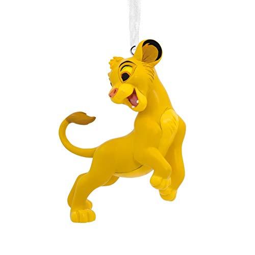 Hallmark - Ornamenti di Natale Disney, il re leone Simba