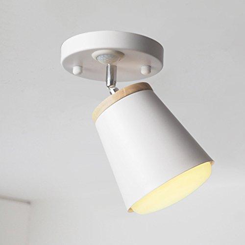 GYD Lampes minimalistes scandinaves de lumière de Plafond éclairage Balcon Cuisine véranda Salle à Manger de l'allée Super Lumineux