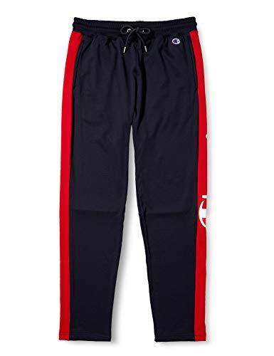 [チャンピオン] パンツ スウェットパンツ ジョガーパンツ トレーニングウェア 速乾 ジャージ C3-PS210 メンズ ネイビー 日本 M (日本サイズM相当)