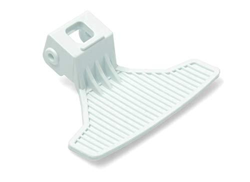 Maniglia per sportello oblò lavatrice, (Originale Beko) codice ricambio: 2828780100 uspshop.eu