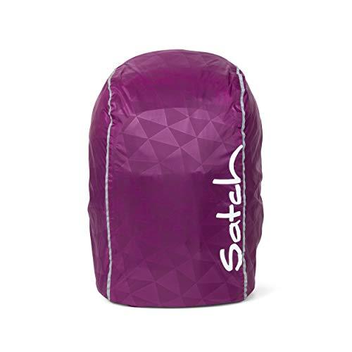 Satch Regenschutz - Regenhülle - Purple - Lila