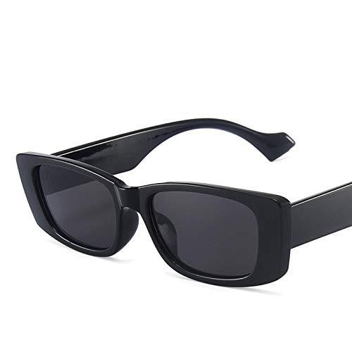 Secuos Moda Marco De Pc para Mujer, Gafas De Sol Cuadradas, Gafas De Sol De Gran Tamaño, Anteojos Vintage, Gafas De Moda para Hombre, Moda 1