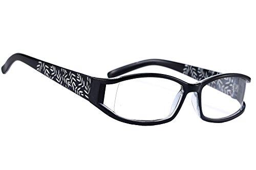 Morefaz dames leesbril Laub Retro Vintage +0,50 +0,75 +1.0 +1.5 +2.0 +2.5 +3.00 +4.00 Reading Glasses MFAZ Ltd