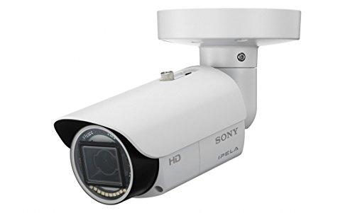 Sony SNC-EB602R Überwachungskamera IP Outdoor Capocorda Schwarz, Weiß 1280 x 1024Pixel Sicherheitskamera