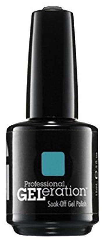 便利横レンジJessica GELeration Gel Polish - Faux Fur Blue - 15ml / 0.5oz
