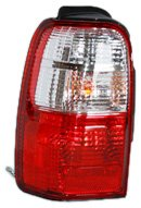 TYC 11-5476-00 Compatible with TOYOTA 4 Runner Driver Side Replacement Tail Light Assembly