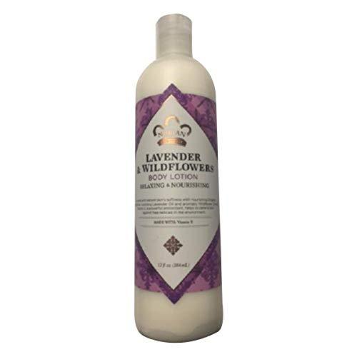 Nubian Lavender & Wildflowers with vitamin E Lotion 13 fl oz