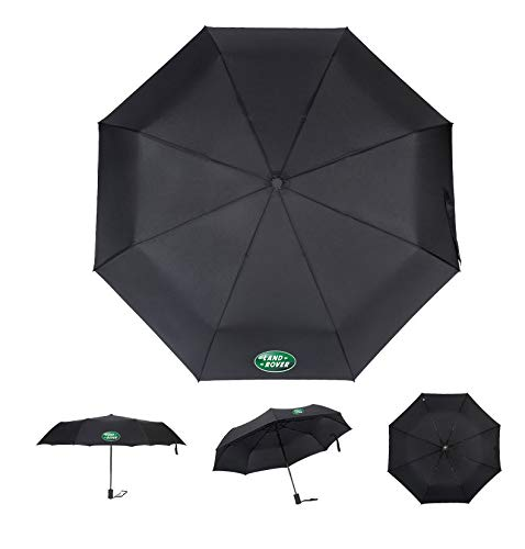 Auto Sport AUTO Open Large Folding Umbrella Windproof Sunshade with Car Logo fit Land Ro-ver Accessories