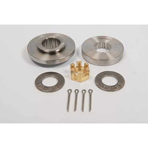 Solas 17034501 YD-PKT Propeller Kit for Yamaha 50-100 HP