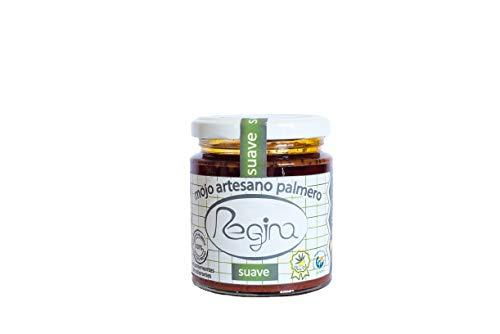 Mojo Rojo Artesano REGINA Suave 250 ml. Producto Islas Canarias.