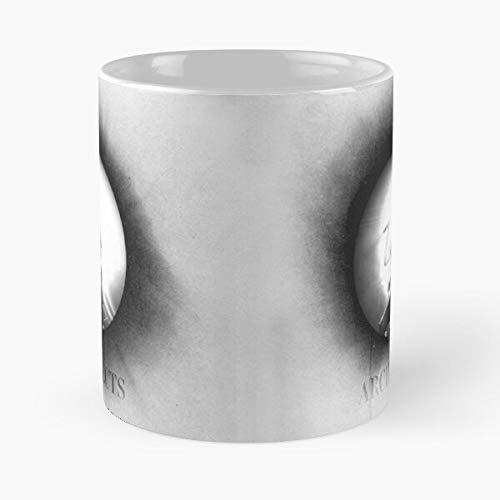 VANTHAOS Rock Music Our Gods Architects Us Have Tea Metal All Abandoned Heavy The Best Mug hält Hand 11oz aus weißer Marmorkeramik