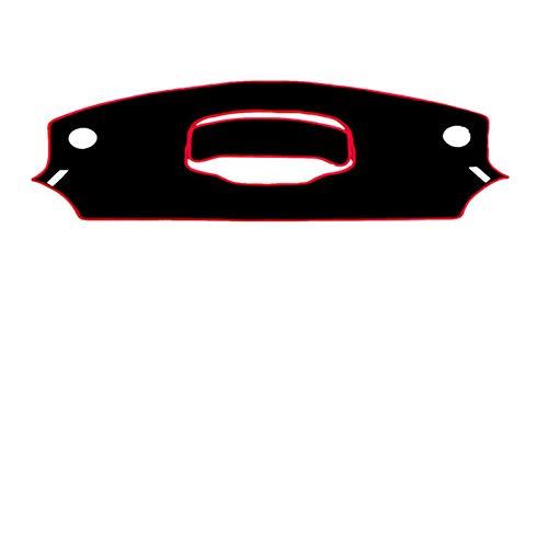 ZHHRHC Couvertures de Tableau de Bord de Voiture RH LHD, pour Citroen 4/4-2008