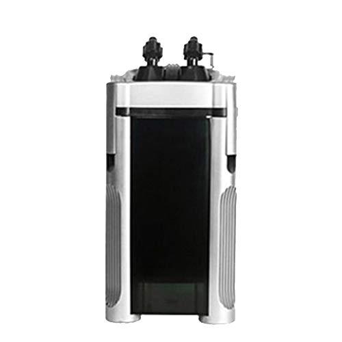 LIQIA Aquariumfilter Filtereimer Stummschaltung Externe Filterpatrone Energieeinsparung Schnelle Wasseraufbereitung Filterpumpe (Size : 1500L/H)