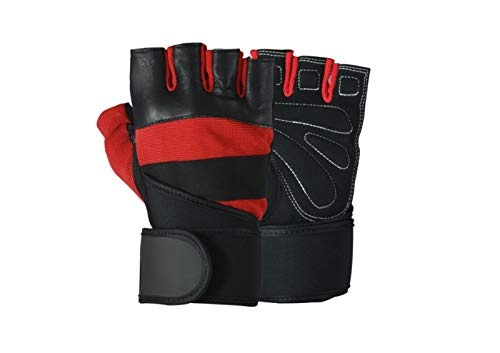 Gym Gloves SLB Training Gloves with Full Wrist Support, Palm Protection,Cycling