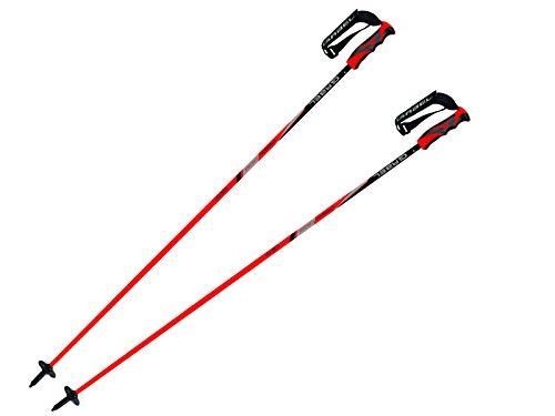 Gabel Cross Carbon Skistöcke Composite Line, Unisex Erwachsene, Unisex Erwachsene, Unisex, 7008190151200, rot, 120 cm
