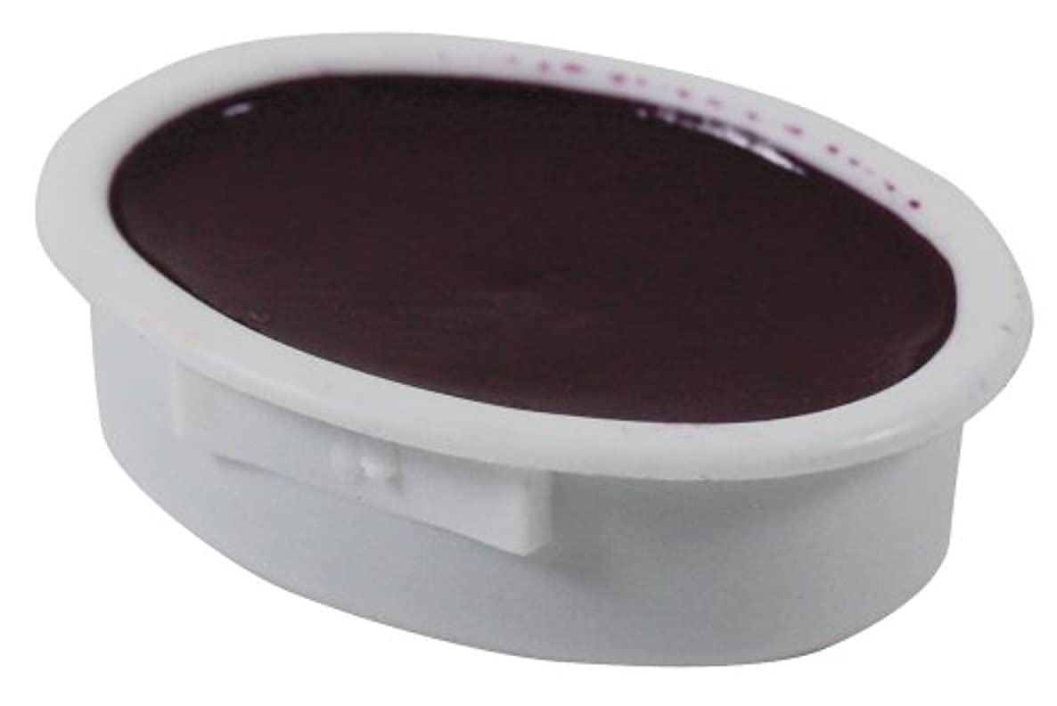 Sargent Art 22-2539 12-Count Art Time Premium Individual Oval Wc Refill Color, Red Violet