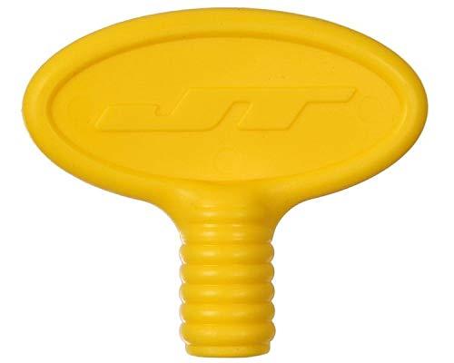 JT Barrel Plug, Laufstopfen, gelb