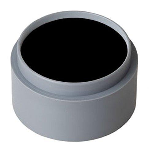 Grimas Water Make Up Theaterschminke 15ml Farbe 101-schwarz