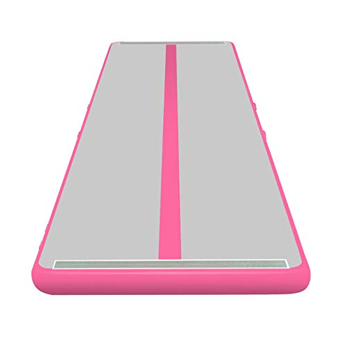 Sinolodo Bouncy Gymnastics Mat, Entertainment,Tumbling|low-weight, Portable|Indoor Outdoor Water Use