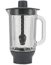 Kenwood KAH359GL blender, glas, 1,8 l, grijs, transparant