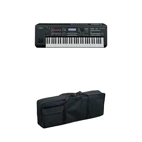 YAMAHA MOXF6 と キーボードバッグ KBB-M のセット