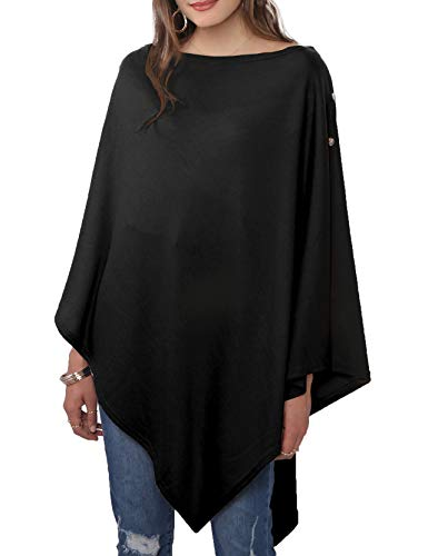 MissShorthair Plus Size Shawl for Women Lightweight, Knitted...