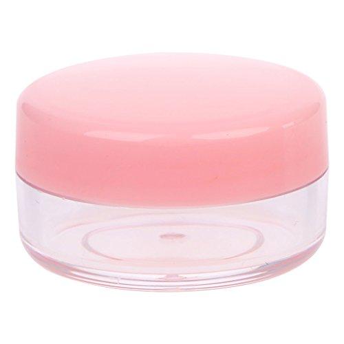 Xuniu Flasche Kosmetik Make-up Jar Topf Gesichtscreme Lippenbalsam Container
