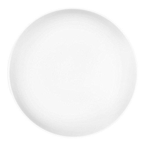 Arzberg Cucina-Basic ROK Weiss Frühst.Teller 20 cm, Porzellan, White, 20.1 x 20.1 x 8.8 cm