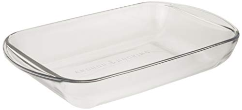 Fire King Anchor Hocking 9x13 3qt Glass Baking Dish Cooking Oven Bake 13x9