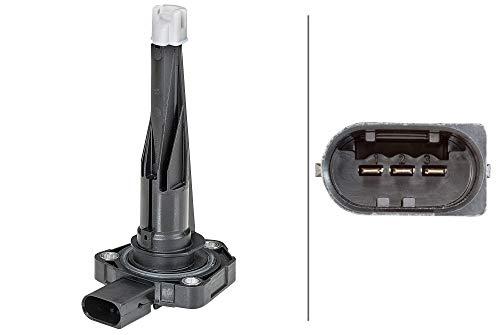 HELLA 6PR 012 056,701 Sensor, nivel de aceite del motor , 3polos , con junta