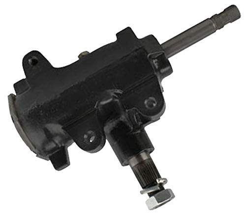 BRAND NEW 1965-1991 GM MANUAL STEERING BOX,SAGINAW 525 GEAR BOX,COMPATIBLE WITH CHEVY,BUICK,OLDSMOBILE,PONTIAC,GMC,JEEP