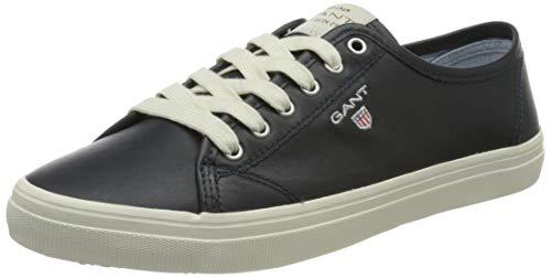 GANT Footwear Damen Preptown Sneaker, Marine,37 EU