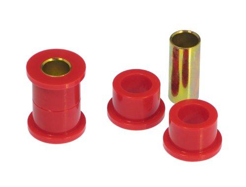 Prothane 19-612 Pivot Bushings Red Bushing OD 1.125 in. Sleeve Length 1.5 in. Bolt Size 5/8 in. Rear Pivot Bushings