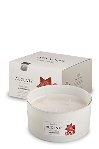 BOLSIUS Accents Candle, us:one Size, Warm Cheer