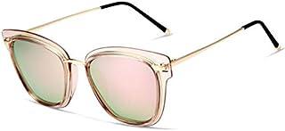 نظارة شمسية بتصميم مخصص للنساء، حماية من الأشعة فوق البنفسجية بنسبة 100%
