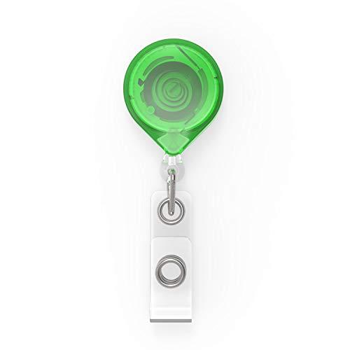 KEY-BAK KB MBID Schlüsselanhänger Mini Clip grün Porte-clés Mixte Adulte, Multicolore, Unbekannt