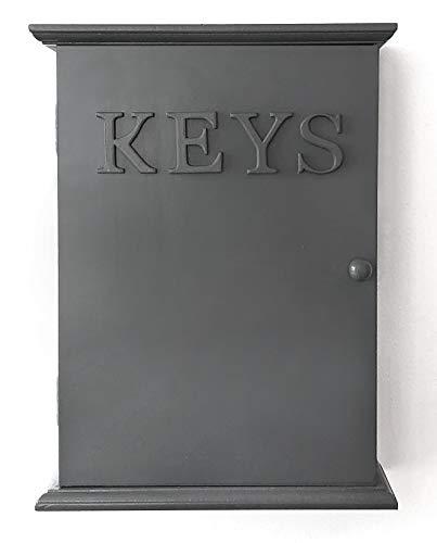 Schlüsselkasten, Anthrazit